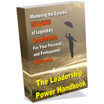 Your Leadership Power Handbook!
