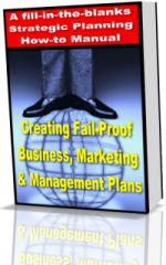 strategic planning - lead your business, marketing, sales, PR, IT/HRD/Training organization or operation, non profits, NGO, government, product strategy