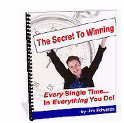 Winning Secrets for Personal and Professional Success